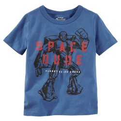 21029118 Playera azul Space...