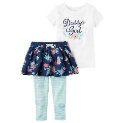 239G371 Blusa blanca Daddys...