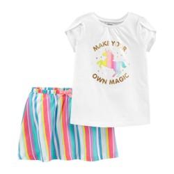 239G888 Blusa unicornio...