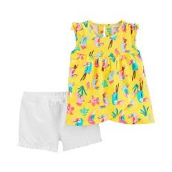 239G904 Blusa amarilla...