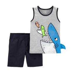 2I488210 Playera tiburon...