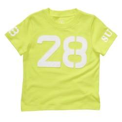 225A018 Playera verde limon...