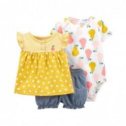 1K443910 Blusa amarilla...